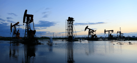 wereldwijde oliereserves