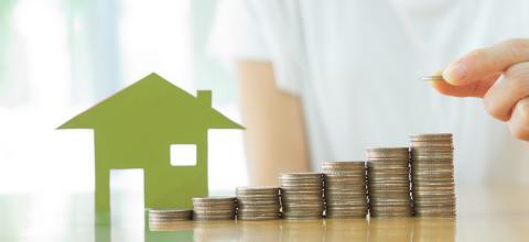 blog muntstukken groen huis