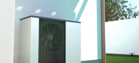 Warmtepomp in bestaande woning