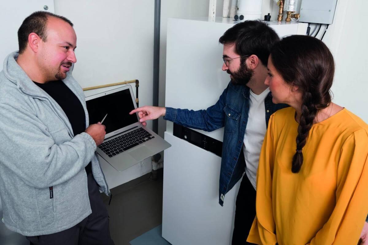 energie-efficiëntie mazoutketel