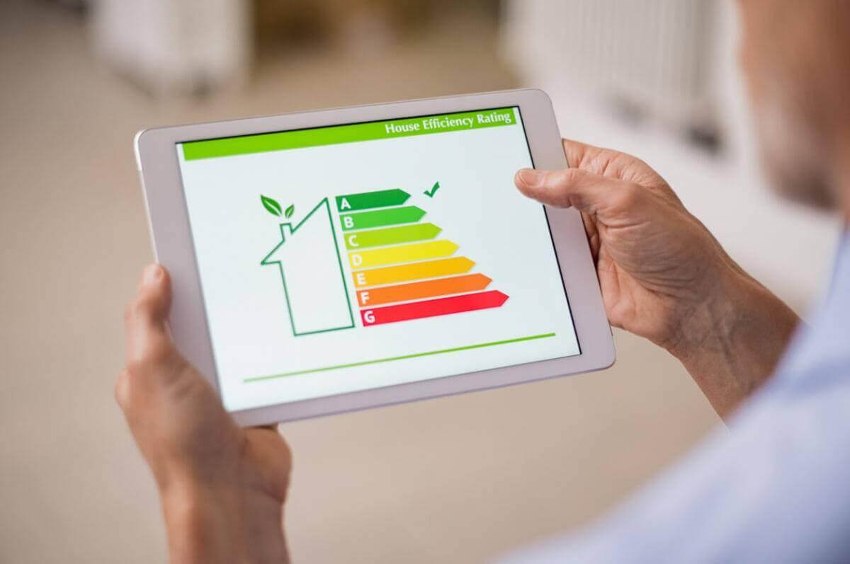 Energie efficiënte woning