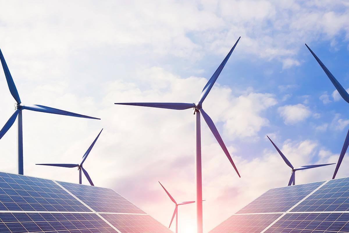 sources d'énergie renouvelable