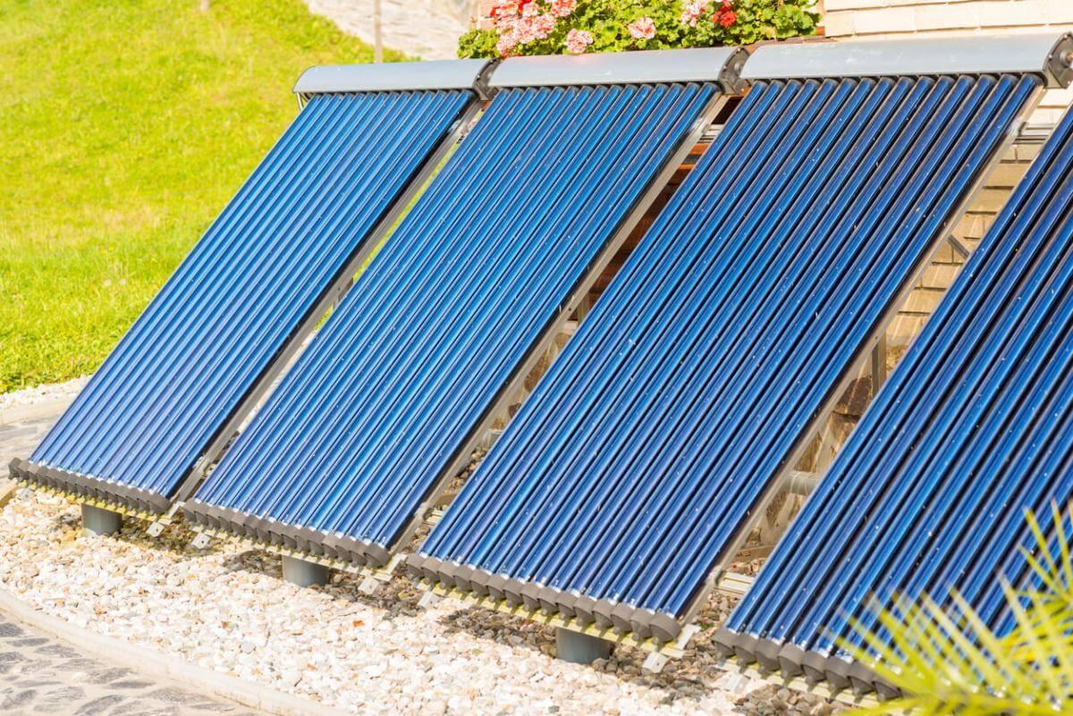 types chauffe-eau solaires