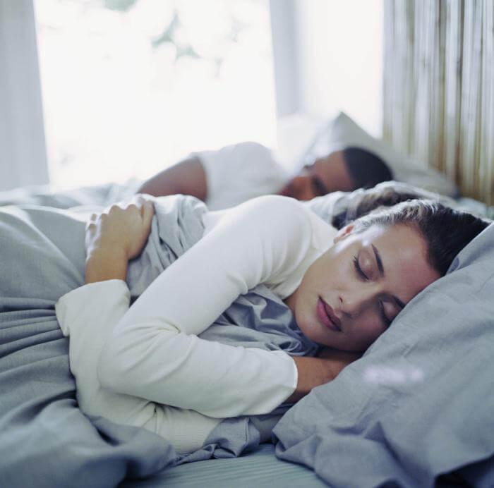 Omdat u op beide oren wil slapen