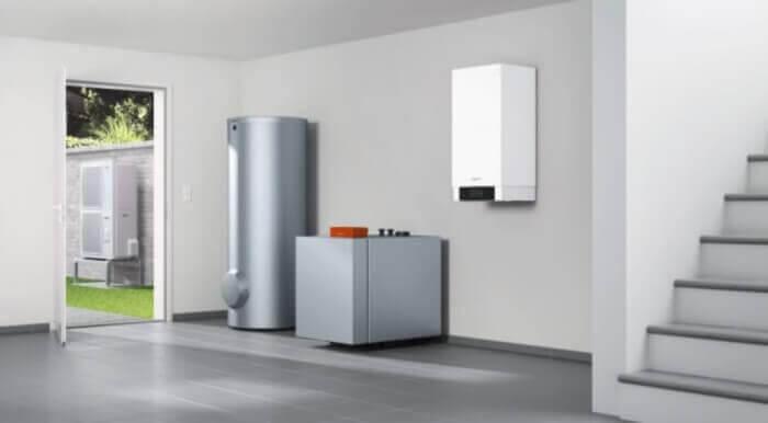chaudière à condensation mazout