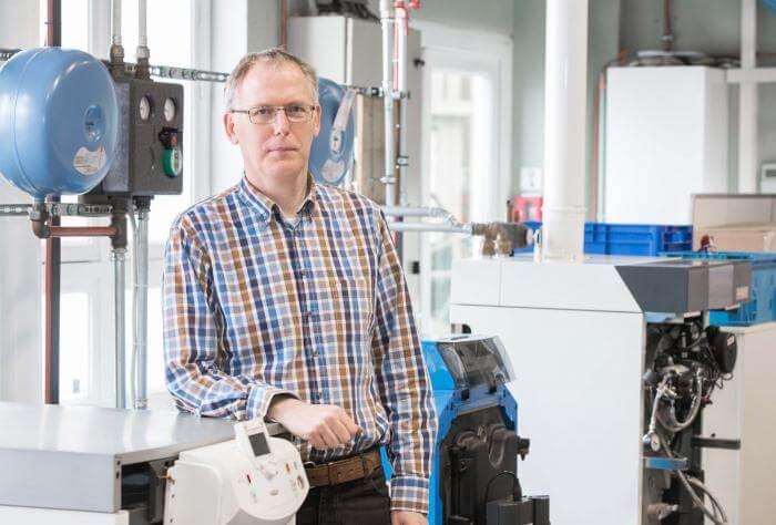 Guido Saenen, conseiller énergie Informazout