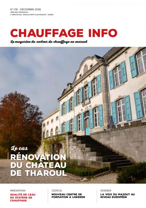 Chauffage info Décembre 2016