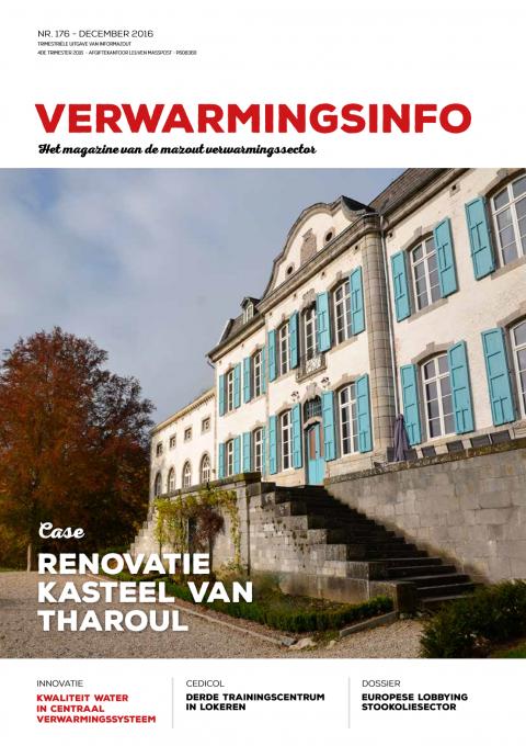 Verwarmingsinfo december 2016