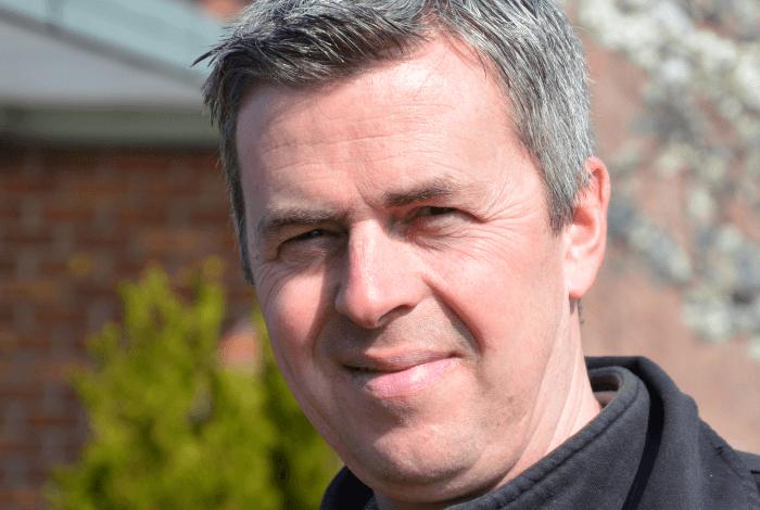 Guy Vandenbussche, responsable de Pelletfactory