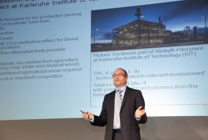 Dr. ing. Hajo Hoffmann (Tec4Fuels)